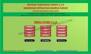 Halaman menu